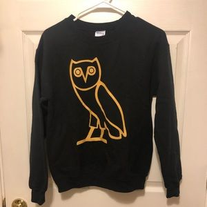 Black Drake Inspired Chi Omega Sweatshirt